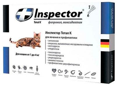 """Капли """"Инспектор"""""""