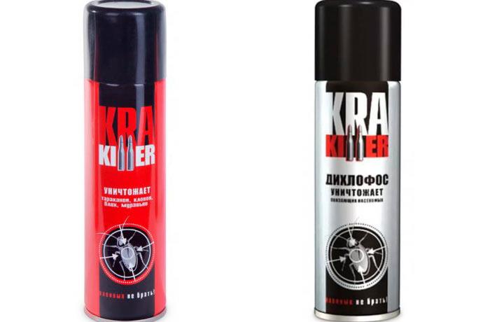 """""""KRA killer"""" от клопов"""